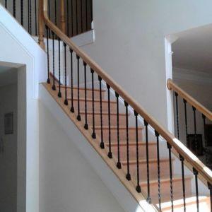 Custom Stairway - Ubaldo Construction