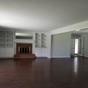 Ubaldo Construction Interior Home Renovation Project
