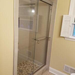 Ubaldo Construction Bathroom/Shower Renovation Project