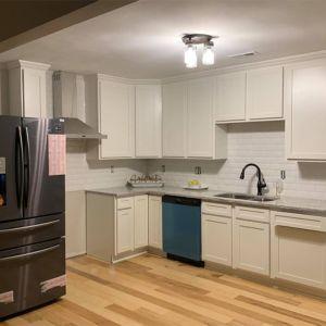 Ubaldo Construction new kitchen renovation