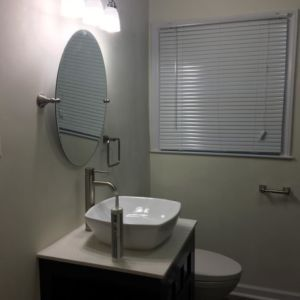 Ubaldo Construction custom bath renovations