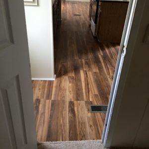 Ubaldo Construction custom flooring